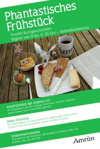 Jürgen Eglseer (Hrsg.) - Phantastisches Frühstück