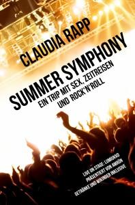 Claudia Rapp - Summer Symphony Buchcover