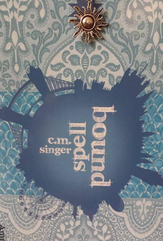 C. M. Singer – Spellbound (Ghostbound Band 3) Lesebändchen