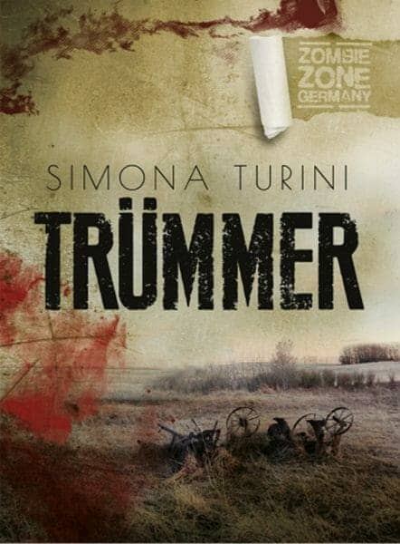 Simona Turini – Trümmer Buchcover